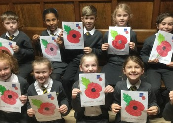 Poppies for Remembrance