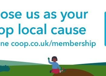 Whyteleafe accepted as a Co-op Local Cause
