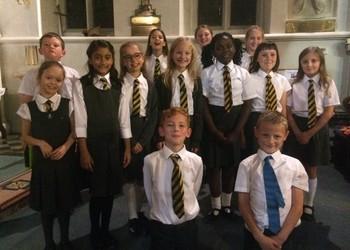 Choir perform at C.H.E.C.K. concert