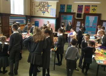 Yr 6 Bring and Buy Sale