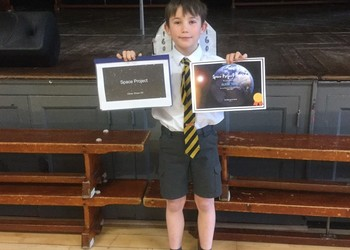 Space and Solar System Project Winners