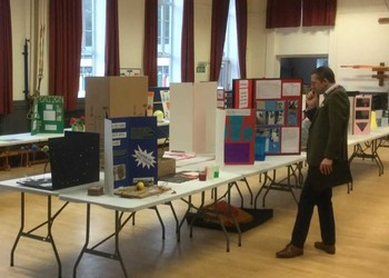 Whyteleafe Science Fair