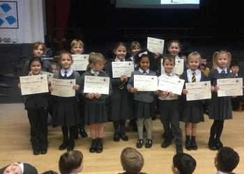 Science Fair Finalists