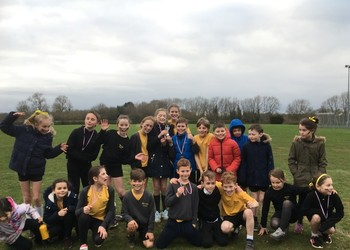 Cross Country Double Champions