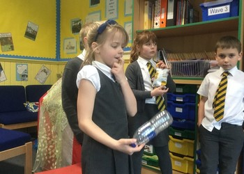 School Council Recycling Challenge