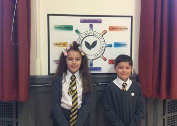 Elected School Captains