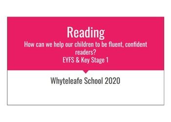 KS1 Parent Reading Workshop